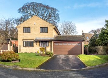 Thumbnail 4 bed detached house for sale in Ladywood Grange, Leeds, West Yorkshire