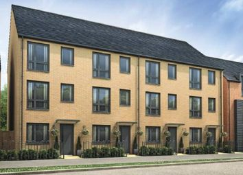 Thumbnail 4 bedroom flat for sale in Brooklands, Fen Street, Off New Port Road, Milton Keynes