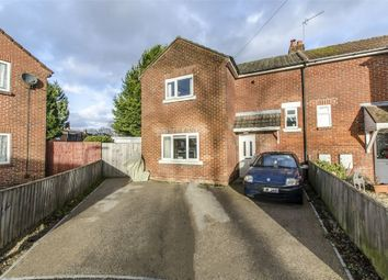Thumbnail 3 bed semi-detached house for sale in The Recess, Eastleigh, Hampshire