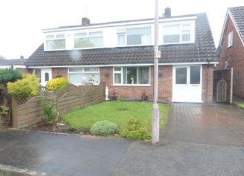 Thumbnail 3 bed detached house to rent in Meden Glen, Church Warsop, Mansfield