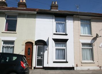 Thumbnail 2 bed terraced house to rent in Stansted Road, Southsea