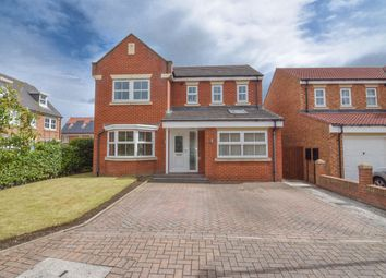 Thumbnail 4 bed detached house for sale in Millfield, Templetown, Consett