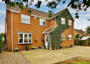 Thumbnail 4 bed property for sale in Station Road, Ulceby
