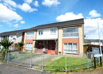 Thumbnail 3 bed semi-detached house for sale in Leitch Street, Greenock