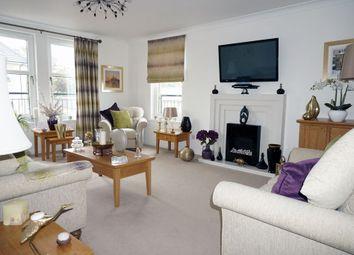 Thumbnail 2 bed flat for sale in Strathwhillan Court, Hairmyres, East Kilbride