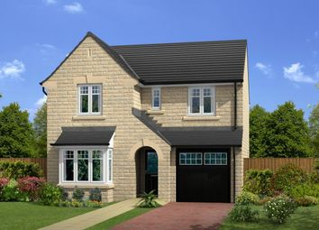 "Thumbnail 4 bed detached house for sale in ""The Newark"" at Old Mill Dam Lane, Queensbury, Bradford"
