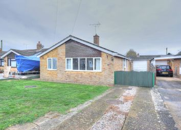 Thumbnail 3 bed detached bungalow for sale in Clough Drive, Feltwell, Thetford