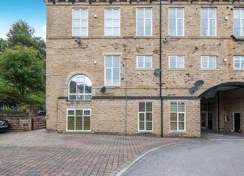 Thumbnail 2 bed flat for sale in Weavers Lane, Cullingworth, Bradford