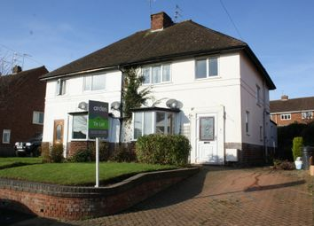 Thumbnail 3 bedroom semi-detached house to rent in Finstall Road, Aston Fields, Bromsgrove