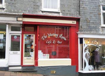 Thumbnail Restaurant/cafe for sale in Fore Street, Kingsbridge
