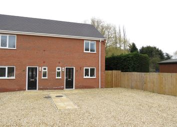 Thumbnail 2 bed semi-detached house for sale in Eye Road, Peterborough