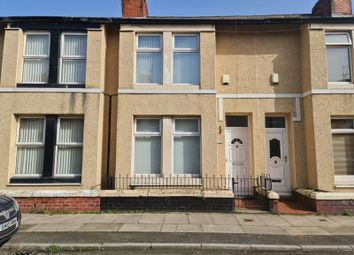 Thumbnail 2 bed terraced house for sale in Eliot Street, Bootle