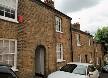 Thumbnail 2 bed terraced house to rent in Waldron Road, Harrow On The Hill