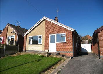 Thumbnail 2 bedroom detached bungalow for sale in Pinewood Road, Belper