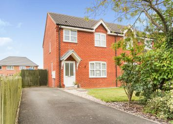 3 bed semi-detached house for sale in Crystal Close, Mickleover, Derby DE3
