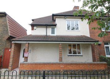 Thumbnail 3 bedroom semi-detached house for sale in Groveway, Dagenham. Essex
