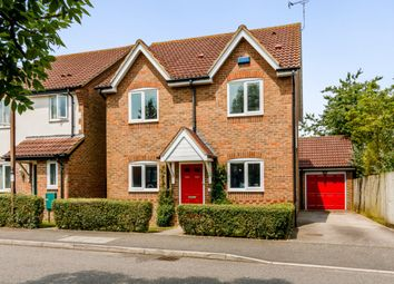 Thumbnail 4 bed detached house for sale in Wallinger Drive, Shenley Brook End, Milton Keynes, Milton Keynes