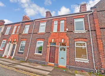 Thumbnail 3 bed terraced house for sale in Garden Street, Newcastle-Under-Lyme
