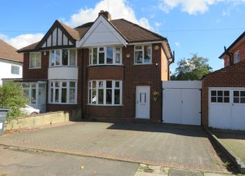 Thumbnail 3 bed semi-detached house for sale in Colebourne Road, Moseley, Birmingham