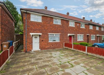 Thumbnail 3 bed semi-detached house for sale in Brookhouse Avenue, Eccles, Manchester