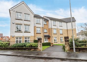 Thumbnail 2 bed flat for sale in George Laing Court, Stenhousemuir