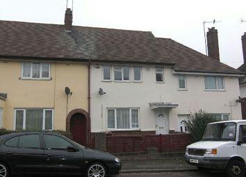 Thumbnail 3 bed terraced house to rent in Hastings Road, Kingsthorpe, Northampton