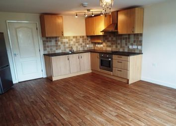 Thumbnail 2 bed flat to rent in Newhall Road, Swadlincote