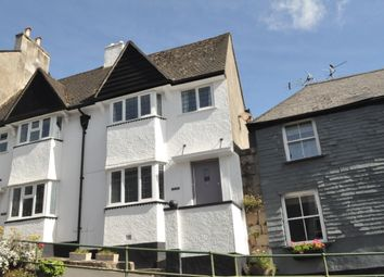 Thumbnail 3 bed end terrace house for sale in South Hayes, Church Street, Modbury, Devon