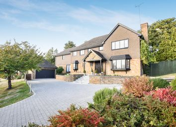 Thumbnail 5 bed detached house for sale in Seven Acres, Northwood