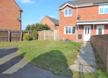 Thumbnail 3 bed semi-detached house for sale in Highwood Court, Kirkby, Liverpool