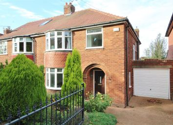 Thumbnail 3 bed semi-detached house for sale in Windmill Rise, York