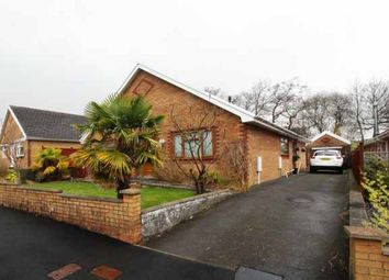 Thumbnail 3 bed detached bungalow for sale in Maes-Yr-Haf, Ammanford, Dyfed