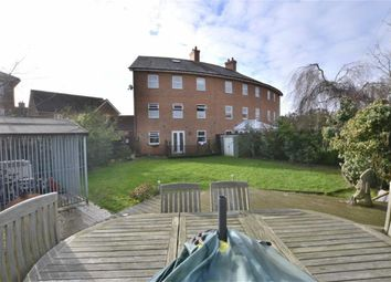 Thumbnail 5 bed end terrace house for sale in The Beacons, Stevenage, Herts