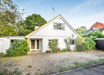 Thumbnail 4 bed detached bungalow for sale in Lower Cookham Road, Maidenhead