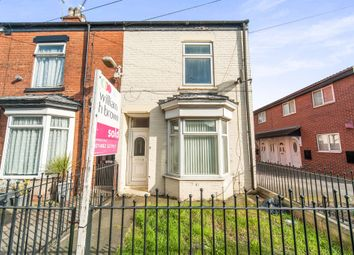 Thumbnail 2 bedroom end terrace house for sale in Helmsdale, New Bridge Road, Hull