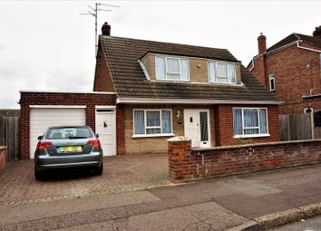 Thumbnail 3 bedroom detached bungalow for sale in Northfield Road, Peterborough