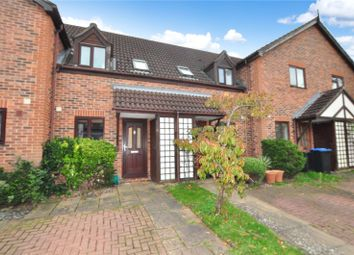 Thumbnail 2 bed terraced house for sale in Herndon Close, Egham, Surrey