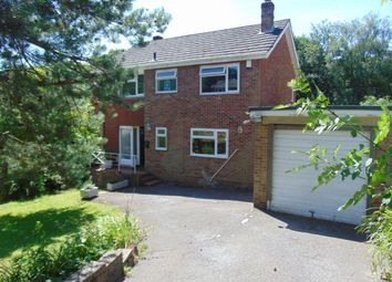 Thumbnail 3 bed detached house to rent in Bassett Green Close, Southampton