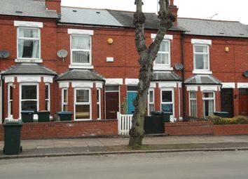 Thumbnail Terraced house to rent in Mayfield Road, Earlsdon, Coventry