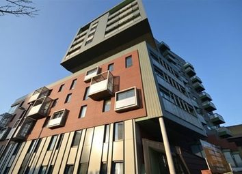 Thumbnail 1 bed property to rent in Edge Apartments, 1 Lett Road, Stratford