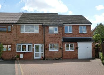 Thumbnail 4 bed semi-detached house for sale in Pear Tree Grove, Shirley, Solihull