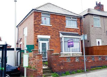 Thumbnail 3 bed detached house for sale in Eakring Road, Mansfield
