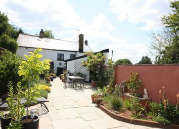 Thumbnail 3 bed cottage to rent in Newton St. Cyres, Exeter