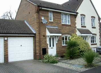 Thumbnail 3 bed semi-detached house to rent in Walton Close, Fordham, Ely, Cambridgeshire