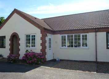 Thumbnail 2 bed terraced bungalow for sale in Copeland Court, Sleaford
