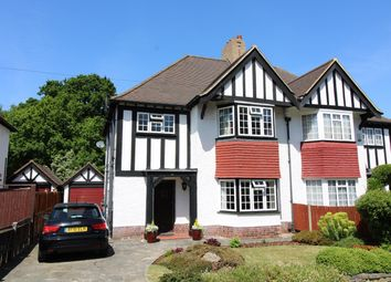 3 bed semi-detached house for sale in Manor Way, Petts Wood, Orpington BR5