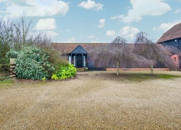 Thumbnail 3 bed detached house for sale in Grange Green, Tilty, Dunmow