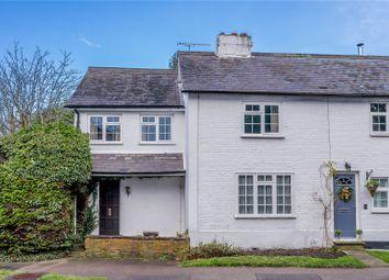 Thumbnail 2 bed end terrace house for sale in Laurel Cottages, Kennel Lane, Windlesham, Surrey
