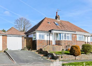 Thumbnail 5 bed bungalow for sale in Redhill Drive, Brighton
