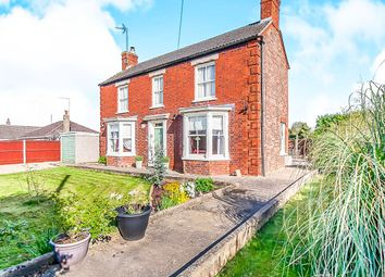 Thumbnail 4 bed detached house for sale in Eastgate, Fleet, Spalding